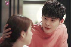 W two worlds drama Lee jong suk - sweetness overload