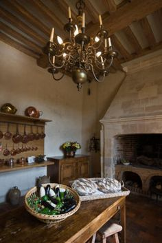 Kitchen Remodel Designs: Tuscan Kitchen Decorating Ideas