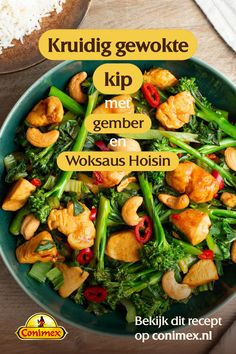 Asian Recipes, Healthy Recipes, Ethnic Recipes, Ginger Chicken, Tasty, Yummy Food, Dinner Tonight, I Love Food, Food Inspiration