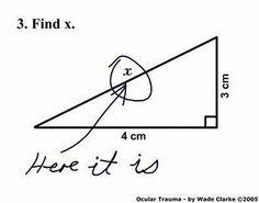The sad part is it is a logical answer.  lol.  No wonder I sucked at math.  :D
