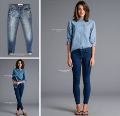 """New in our stores - Try the new slim Jeggings, they are stretch pants that fit like leggings but look like jeans. Lift your bottom and smooth """"that"""" muffin top. Look slimmer and sexier this winter. Us Store, Muffin Top, Stretch Pants, Hare, Jeggings, Latest Trends, Dressing, Smooth, Skinny Jeans"""