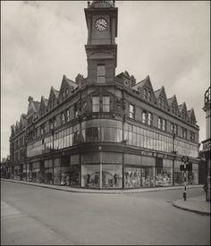 historic images | McIlroys in Regent Street