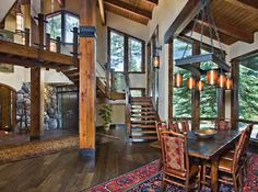 LHM Lake Tahoe - Luxury home on a large .89 acre close to beaches.  Complete remodel with magnificent designer touches,  guest quarters and wine room.