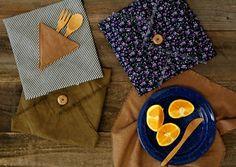 ALL-IN-ONE SUMMER PICNIC KITS #diy #napkin #kit
