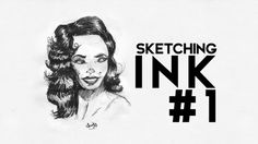 Sketch Draw Ink #1