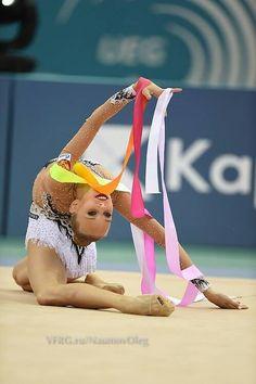 Yana Kudryavtseva, RUS, European Championship 2014 in Baku, Azerbaijan 2014