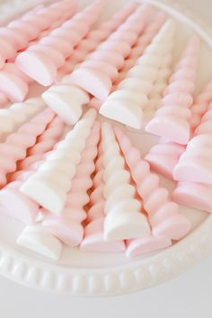 Kara's Party Ideas Rose Gold & Blush Pink Unicorn Party | Kara's Party Ideas Rainbow Unicorn Party, Unicorn Birthday Parties, 10th Birthday, Baby Birthday, Glitter Cupcakes, Unicorn Cupcakes, Party Hacks, Party Ideas, Party Themes