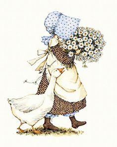 Dream Girl: Holly Hobbie