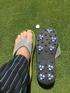 Fanbase G1 Head Pro Andreas Reil just loves his G-FLOP! Just #Golf and #Golffashion