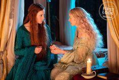 New Photo of 'Ophelia' | Daisy Ridley Naomi Watts