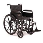 Everest and Jennings 3E010130 18x16 Traveler SE Wheelchair