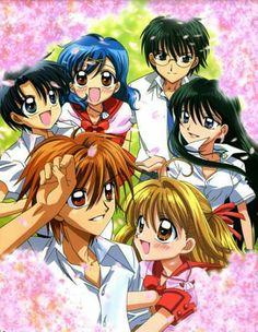 Lucia e Kaito - Hanon e Taro Mitsuki - Rina e Masahiro Hamasaki M Anime, Anime Nerd, Anime Love, Mermaid Melody, Mermaid Princess, Anime Mermaid, Romantic Anime Couples, Kaito, Vocaloid
