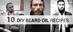 Beard oil & beard balms, I have been looking for these for John!!