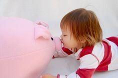Big Fat Squishy Piggy!