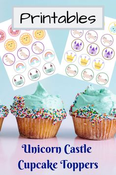 Precut Edible Cupcake Toppers Cake Decorations 11th Birthday Mocktail Glass