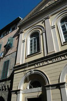 Ventimiglia (IM), sede del fondo antico della Biblioteca Aprosiana