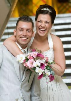 Trouwfoto van Simkens Fotografie op www.huwelijk.nl