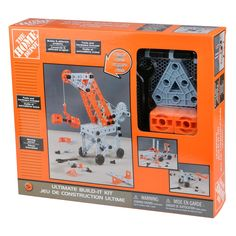 "The Home Depot Ultimate Build-It Kit - Toys R Us - Toys ""R"" Us"