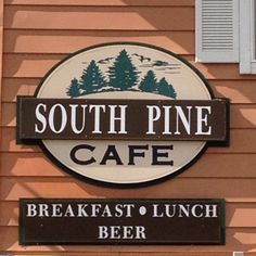 Mmmmm.... One of our favorite places to eat. South Pine Cafe located inGrass Valley and Nevada City, CA