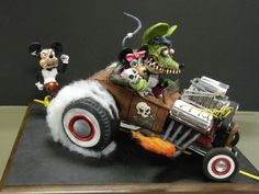 rat fink - Google Search