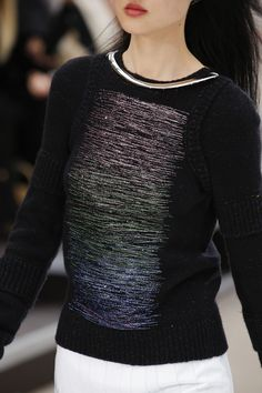 Chanel Autumn/Winter 2017 Ready to Wear Details