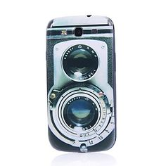 Samsung matkapuhelin - Samsung S3 I9300 - Takapäällinen - Kuvitettu ( Multi-color , Plastic ) – EUR € 2.96
