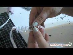 Cómo hacer un collar con nombre (Shrink plástico) - YouTube