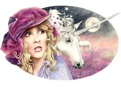 Stevie Nicks Fan Art