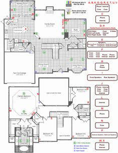 how to make a clear and organized home wiring plan try this easy house wiring diagram in schematics and diagrams