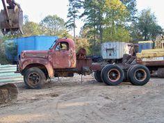 1957 Mack B61 Truck - Google zoeken