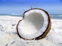 The benefits of coconuts!!! From internal to external. Lets get healthy people!!!