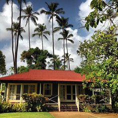 Pam Mandel explains why the Waimea Plantation Cottages are the perfect home-base for a trip to Kauai, even though the beach doesn't have the famous clear Pacific waters Hawaii is famous for.