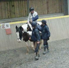 Disabled riding-take 4