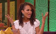 Nicole Ari Parker on going natural, marriage and new show