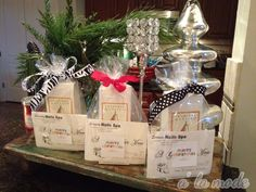 Crabtree & Evelyn Lotion and a Manicure GC - Teacher or Co-Worker Gift!