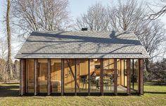 Recreation House par Zecc Architecten