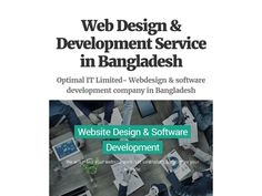 Web Design & Development Service in Bangladesh