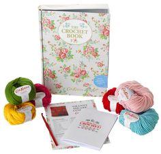 The Crochet Book Kit
