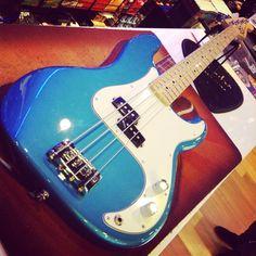 Fender Precision standard SOLD! Bye bye @fenderguitar #fender #fenderbass #precision #precisionbass #fenderprecision #bass #bassline #bassguitar