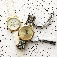 Relojes bonitos de www.misscaracola.com #love #fashion #bloggers #looks #outfits #jewelry #cute #webshop