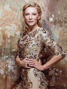 Cate Blanchett in Prada
