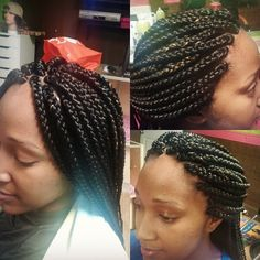 Mimi c @mimi_cmr Instagram photos Box Braids