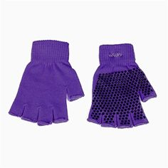 New Prousource Super Grippy No slip Purple Yoga Gloves One Size Fits A >>> Check out the image by visiting the link. (This is an affiliate link)