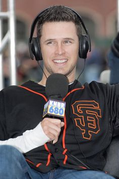 .Buster Posey - My favorite Giant!