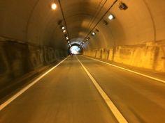 愛媛のトンネル