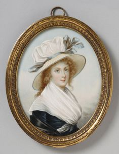 Portrait of the Princess of Wales