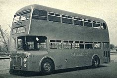 Midland Red Type D9 Malta Bus, Red Bus, Bus Coach, Busses, West Midlands, Old Trucks, Coaches, Birmingham, Rock N Roll