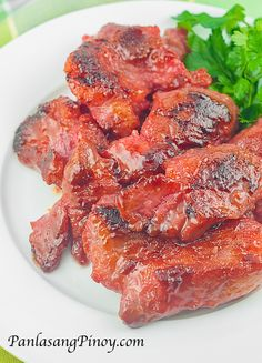 Homemade Pork Tocino Recipe