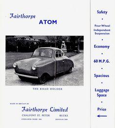 1956 Fairthorpe Atom