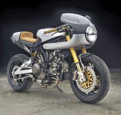 Ducati Racer 5 by Moto Studio (via RocketGarage)